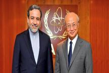 پیام تسلیت عراقچی در پی درگذشت دبیرکل آژانس انرژی اتمی