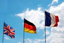 ادعای تروئیکای اروپا: ایران از برجام فاصله گرفته است