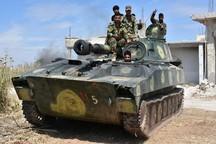 ارتش سوریه با آزادی مناطق جدید وارد استان «ادلب»شد/ ادامه اعتراض ها علیه آمریکا و همپیمانانش