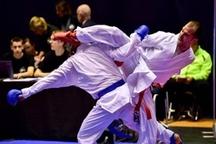 تیم کاراته مقدونیه با قهرمانان اروپایی و جهانی در جام ارومیه