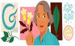 لوگوی گوگل به افتخار یک زن تغییر کرد/ عکس