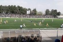 فوتبال دسته یک  فجر سپاسی از سد برق جدید شیراز گذشت