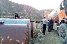 توزیع بیش از ۲۱ میلیون لیتر سوخت در روستاهای قزوین