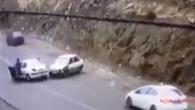 دلیل تکرار تصادفات عجیب در جاده چالوس چیست؟
