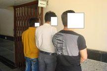 دستگیری سارقان احشام در تالش