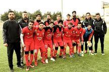 حریف تیم فوتبال سردار بوکان در جام حذفی کشور مشخص شد