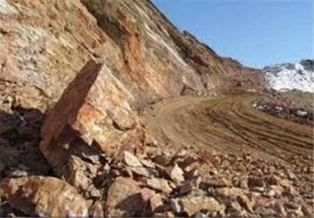 ریزش دیواره های خاکی جاده ها ،مشکل روستاییان دیلمان
