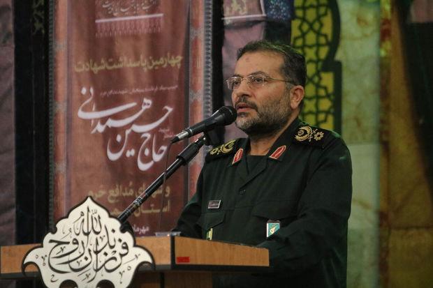 سردار سلیمانی: ایران ابرقدرت فرهنگی و جوان دنیای امروز است