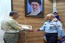 مراسم معارفه فرمانده جدید نیروی هوایی ارتش برگزار شد