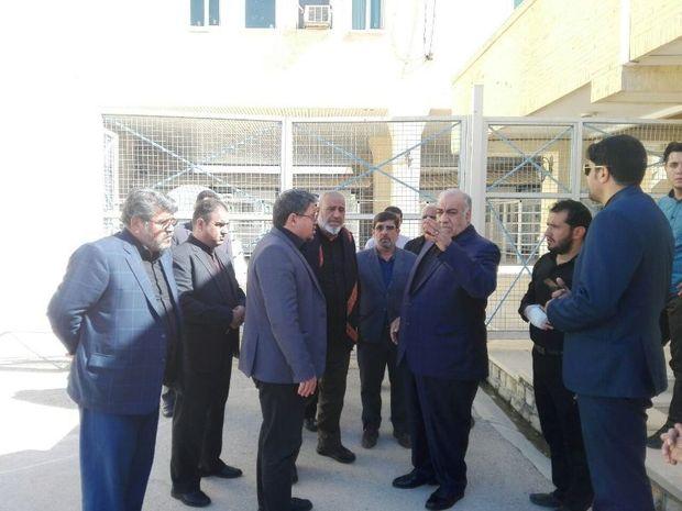 استاندار کرمانشاه: مرز خسروی برای تردد زائران عتبات عالیات باز است