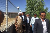 بازدید وزیر جهاد کشاورزی از باغ آهوی مهریز یزد  حجتی: ایجاد اماکن رفاهی از اهمیت خاصی برخوردار است