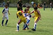 تیم فوتبال نونهالان شهرداری بندرعباس، رضوانی اصفهان را شکست داد