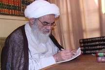 آیت الله مظاهری: ملت ایران با خلق حماسه دیگری، بدخواهان نظام را ناامید می کند