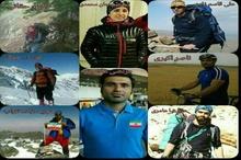"""ناگفتههای بازمانده حادثه از آخرین صعود مرگبار   """"کول جنون"""" قربانگاه  8 کوهنورد مشهدی"""