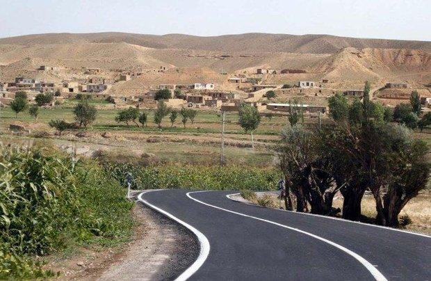 4561 کیلومتر راه روستایی در کرمان آسفالت شد