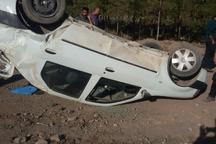 حادثه رانندگی در محور آشتیان 2 کشته داشت