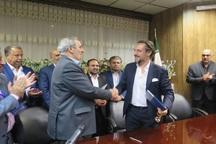 شهرداری اهواز سه تفاهم نامه با سرمایه گذاران خارجی منعقد کرد