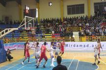 قول مسئولان تیم بسکتبال شهرداری گرگان برای جذب بازیکن خارجی