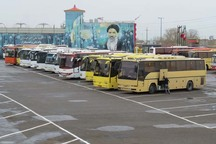 بهسازی پایانه های مسافربری قزوین در دستور کار قرار گرفت
