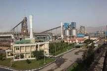 دست یابی به رکورد تولید آهن اسفنجی در فولاد هرمزگان