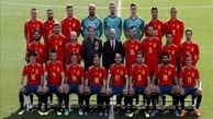 ترکیب تیم ملی اسپانیا مقابل ایران+ عکس