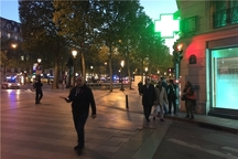 تیراندازی در شانزهلیزه پاریس/ ۲ کشته و یک نفر زخمی