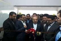 افتتاح پروژه ورزشی نعمت آباد تنکابن با حضور وزیر ورزش و جوانان