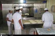 تنها 2 درصد نانوایی های مازندران درجه یک هستند