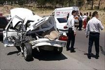 سانحه رانندگی در جوین چهار مصدوم داشت