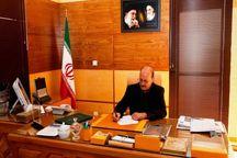 استاندار قزوین فرارسیدن هفته دولت را تبریک گفت