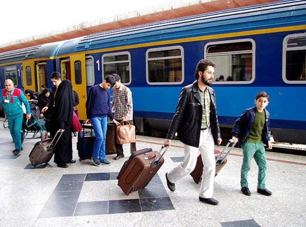 12،4 میلیون مسافر در مسیر ریلی مشهد جابجا شدند