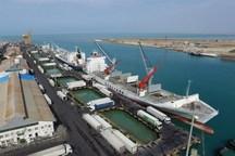 ۳۹.۶ میلیون تن کالای غیر نفتی از گمرکات استان بوشهر صادر شد