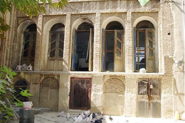 مرمت خانه آقا محسن اراک 50 میلیارد ریال نیاز دارد