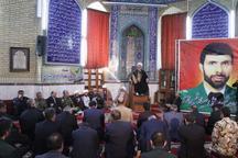 شهید صیاد شیرازی هیچگاه از تهذیب نفس غافل نبود