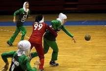 تیم های کازرون و اصفهان به دسته اول هندبال بانوان کشور صعود کردند