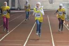 اعزام تیم دوومیدانی نونهالان دختر به مسابقات قهرمانی کشور