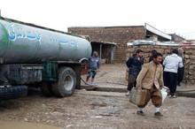 اهالی جمی بجنورد خواستار حل مشکل آب این روستا شدند