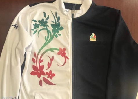 لباس بانوان ایرانی در بازیهای آسیایی