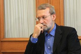 تسلیت لاریجانی به نماینده مردم خمینی شهر