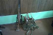 شکارچی کبک در ارتفاعات گرین سلسله دستگیر شد