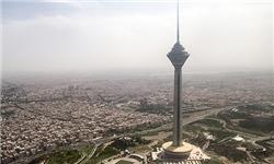 برج میلاد تهران «قرمز» میشود