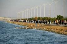 همایش پیاده روی خانوادگی شرکت پتروشیمی بندر امام برگزار شد