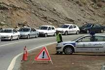 تردد خودروها درجاده کرج - چالوس یک طرفه شد