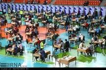حاشیه رقابت های بین المللی شطرنج اوپن ابن سینا