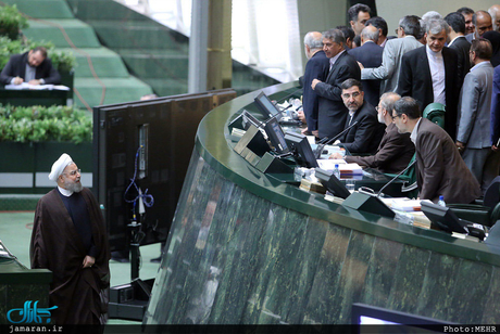 حاشیه های رأی اعتماد به وزیران پیشنهادی دولت دوازدهم