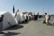 5040 زائر پاکستانی در میرجاوه اسکان داده شدند