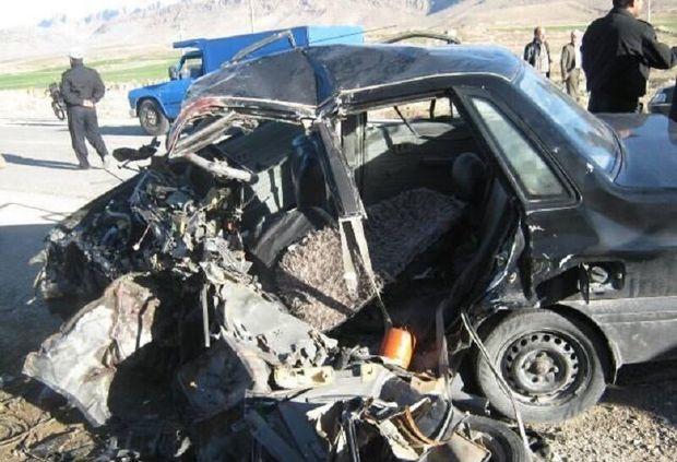 مصدوم حادثه رانندگی در زنجان پس از انتقال به بیمارستان جان باخت