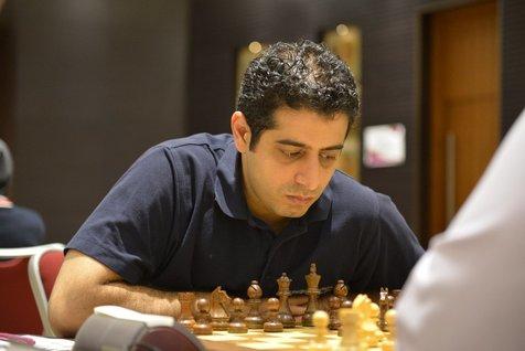 صدرنشینی قائم مقامی در  مسابقات شطرنج بینالمللی جام فجر