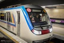 زمان سرویسدهی متروی اصفهان  تا ساعت 21 افزایش یافت