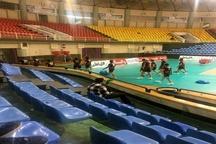 تعطیلی تمرینات باشگاه شهرداری ارومیه به علت مشکلات مالی